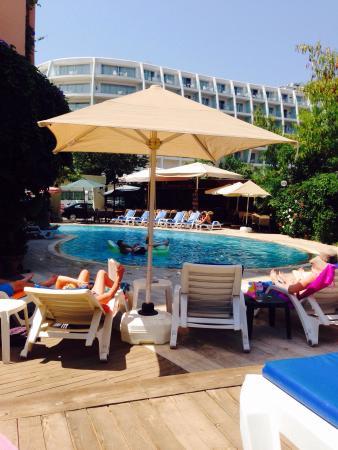 Orkide Pool Picture Of Orkide Hotel Marmaris Tripadvisor