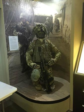 The Royal Green Jackets Museum - Picture of The Royal Green ...