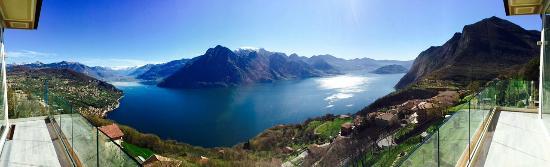 Il Balconcino E Il Panorama Lago D Iseo Picture Of Panoramico