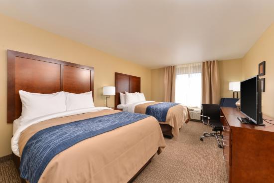 Comfort Inn & Suites Mandan