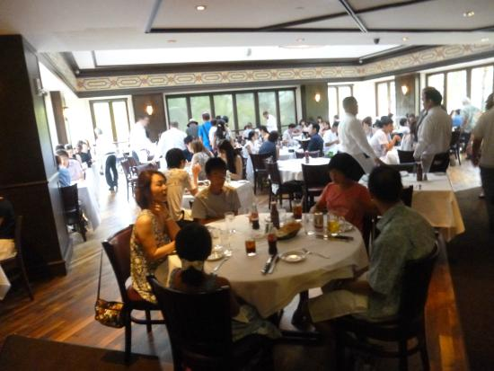 Wolfgang's Steakhouse: Wolkgang in Royal Hawaiian Center