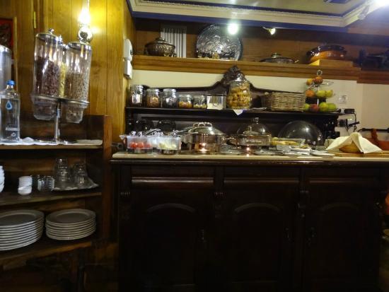 Archontariki Boutique Hotel: Αιθουσα πρωινου