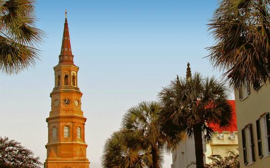 Charleston Strolls History Tour