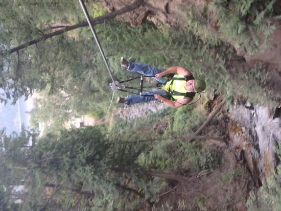 Treetop Flyers Zipline at Chase Canyon: photo0.jpg