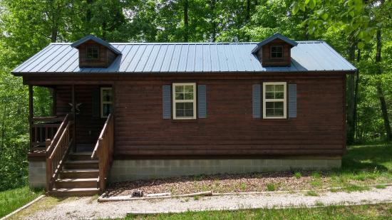 The hickory cabins mammoth cave ky tattoo design bild for Mammoth cabin rentals