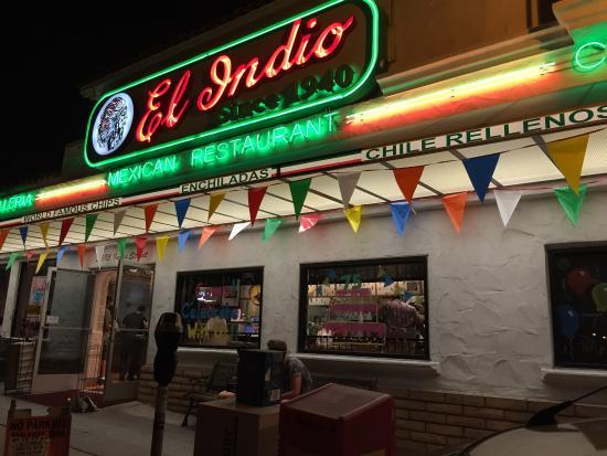 El Indio Mexican Restaurant Picture Of El Indio Mexican Restaurant San Diego Tripadvisor