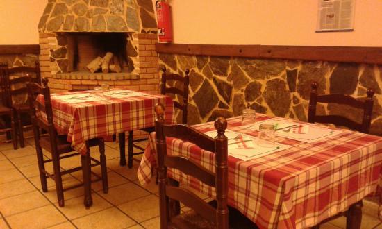 la sala - picture of casa mia italia, alicante - tripadvisor
