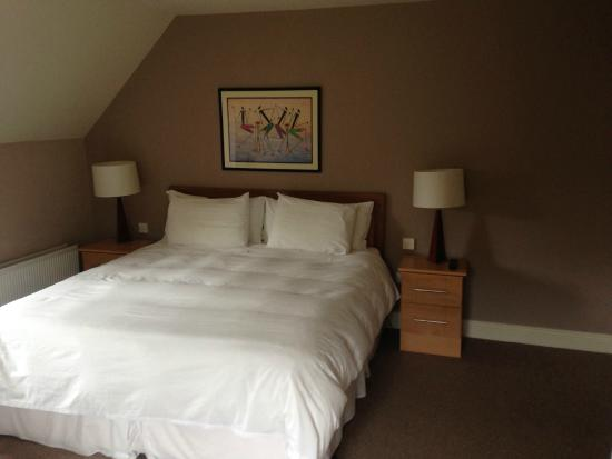 Park Lodge B&B : double bed