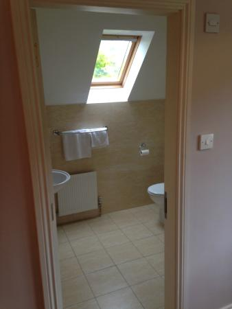 Park Lodge B&B : bathroom