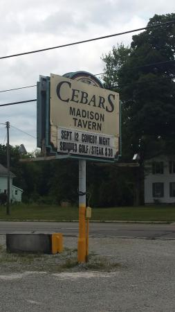 Cebars Madison Tavern
