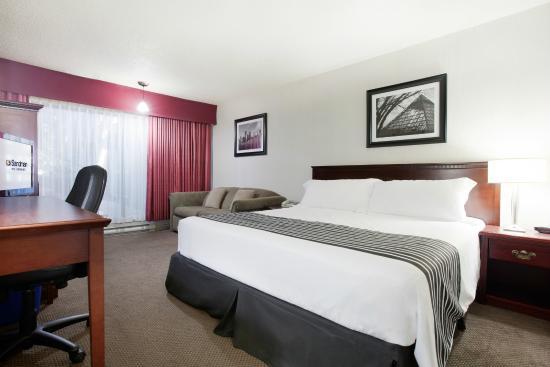 ساندمان هوتل ادمونتون ويست: Guest Room