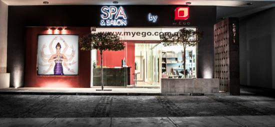 My Ego Spa : Ingreso