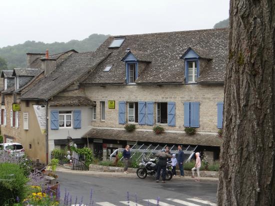 Muret-le-Chateau, France: L'Auberge