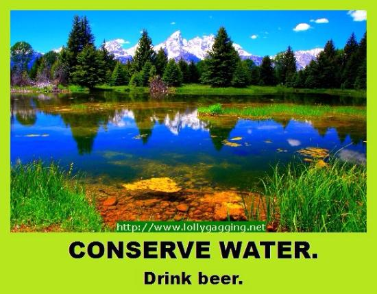 conserve our natural resources