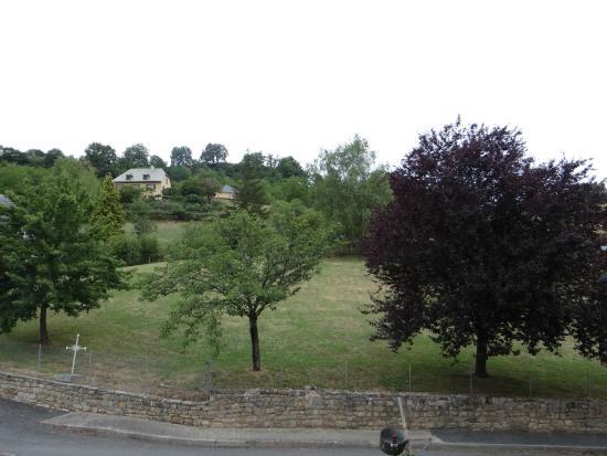 Muret-le-Chateau, France: La campagne envoronnante