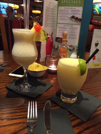 Chiquito's Restaurant: Great time with my fiancé