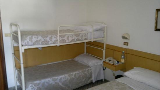 Hotel Paglierani: Номер