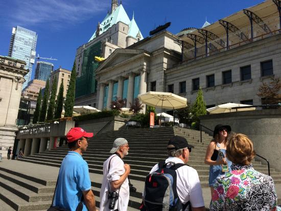 Tour Guys Vancouver Walking Tours