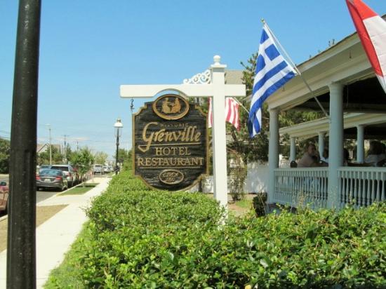 The Grenville Restaurant Hotel