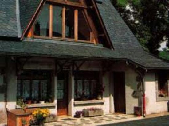 Restaurant Chez La Jeanne Picherande