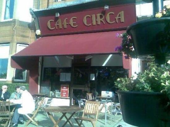 Cafe Circa: If you see this place, stop and sit