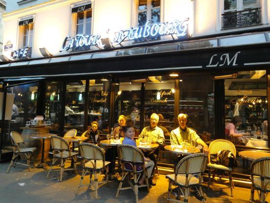 Dinner picture of la tour maubourg paris tripadvisor - Tour maubourg restaurant ...