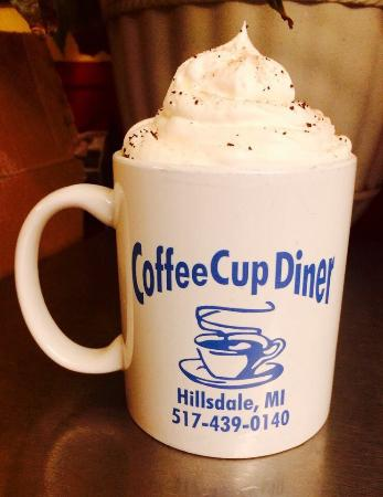 Hillsdale, MI : Coffee Cup Diner
