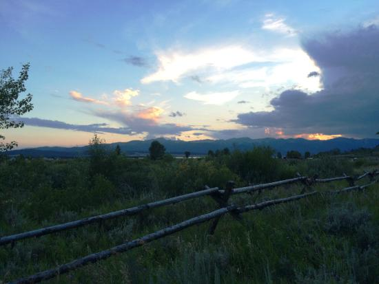 Parade Rest Ranch: Another sunset photo