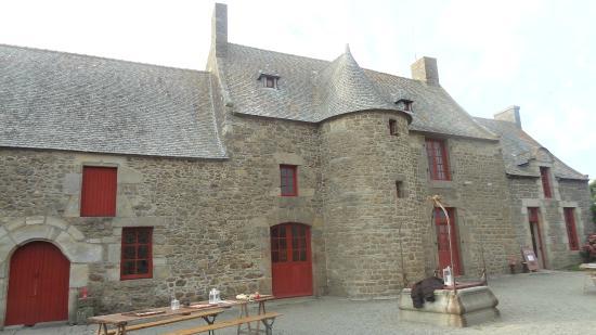 Jacques Cartier Manor House: Manoir de Limoëlou