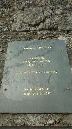 Jacques Cartier Manor House: Maison Jacques Cartier