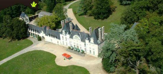PLAN ACCES - Picture of Les Terrasses de la Gournerie, Saint ...