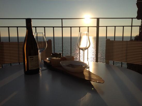 Vernazza Winexperience: Sunset