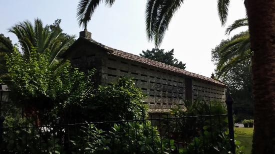 Hotel Pazo O'Rial: Exterior del hotel