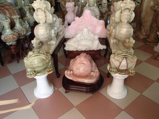 Tu Hung Stone Arts : искусство в камне