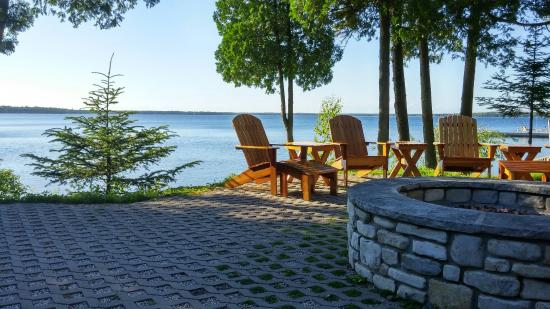 Baileys Harbor, WI: Awesome stay at Gordon Lodge