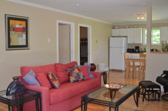 Indian Brook, Canada: Living room area
