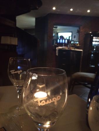 Tango Restaurant: Excelente todo! Cenamos varias veces, la carne de lo mejor que probé! Súper recomendable!