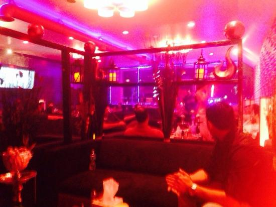 Red Lounge
