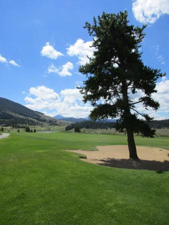 Keystone Ranch Resort: 3rd fairway.