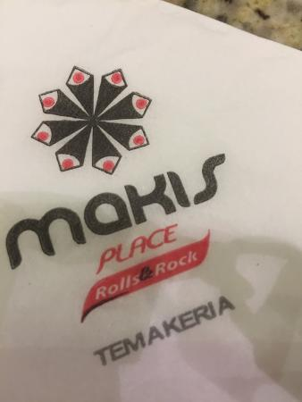 Temakeria Makis Place Tambore