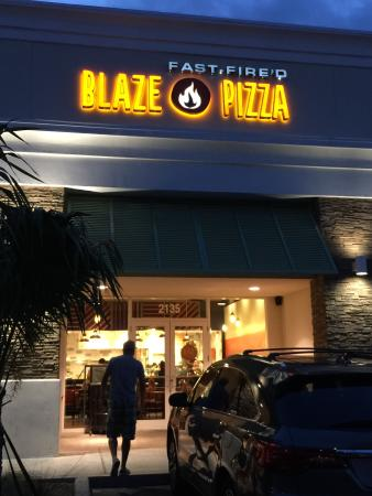 More Dining Area At Blaze Pizza Picture Of Blaze Pizza Davie