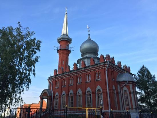 Nizhny Novgorod Mosque