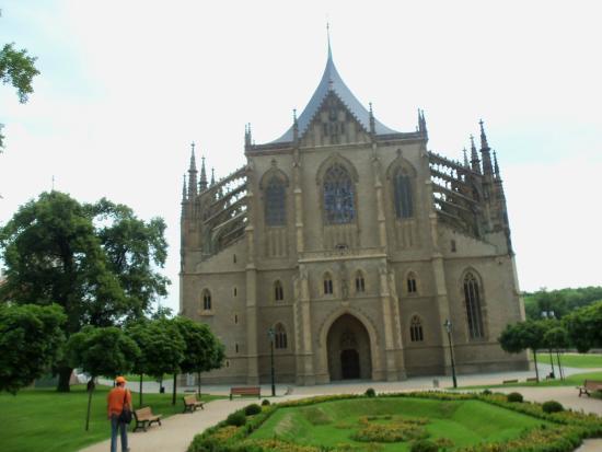 Saint Barbara's Church: Vista de la iglesia