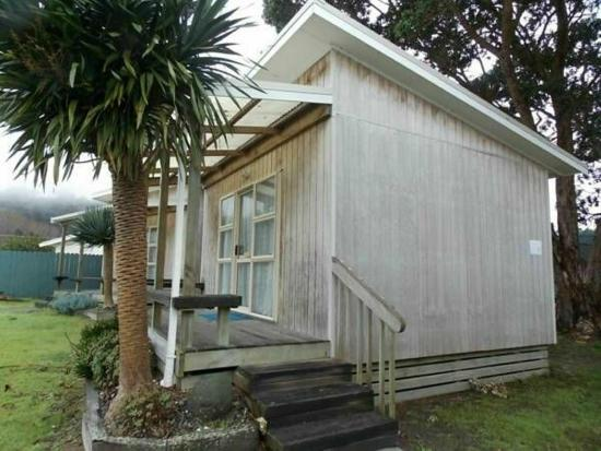 Whangateau Holiday Park: One of our cabins