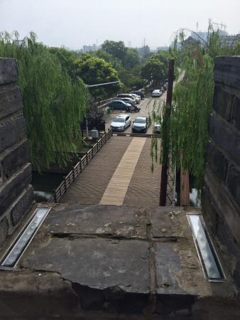 Хайнин, Китай: Von oben