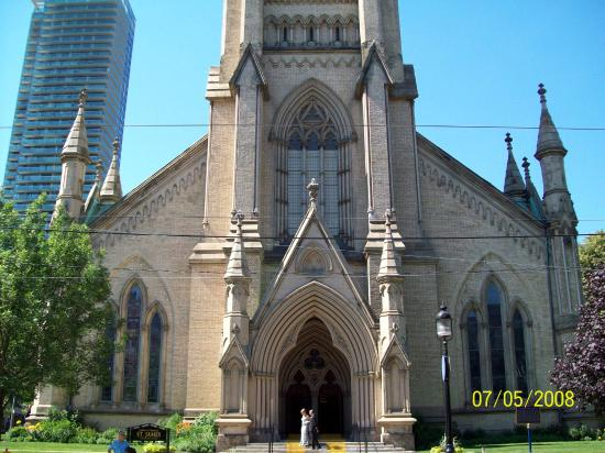 ‪St James Anglican Cathedral‬