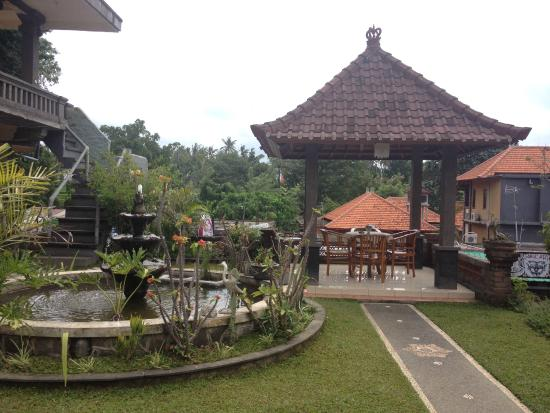 Ubud Permai Bungalow & Spa: When i saw it I fall in love with it