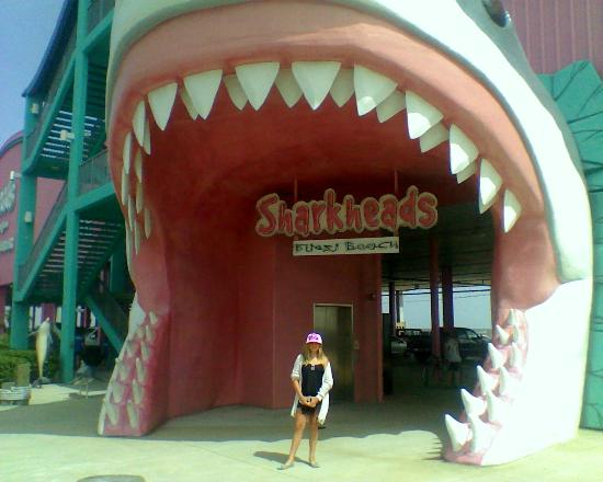 South Beach Biloxi Hotel Suites Sharkheads