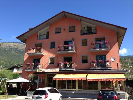 Hotel Cristina : отель