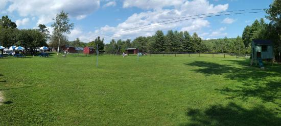 Sunapee, Nueva Hampshire: Sanctuary Farm
